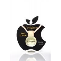 L'origiene Black Oud Auto Parfum-Auto Luchtverfrisser-Autogeur- Geurhanger