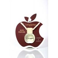L'origiene Chery & Almond Auto Parfum-Auto Luchtverfrisser-Autogeur- Geurhanger
