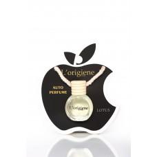 L'origiene Lotus Auto Parfum-Auto Luchtverfrisser-Autogeur- Geurhanger