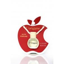 L'origiene Luxury Rouge Auto Parfum-Auto Luchtverfrisser-Autogeur- Geurhanger