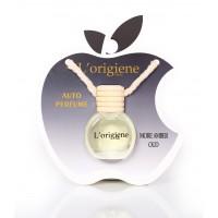 L'origiene More Amber Oud Auto Parfum-Auto Luchtverfrisser-Autogeur- Geurhanger