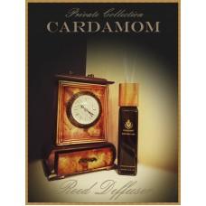 Nobren Cardamom Interieurgeur-Geurstokjes-Huisparfum-Interieur parfum-Reed diffuser 250ml