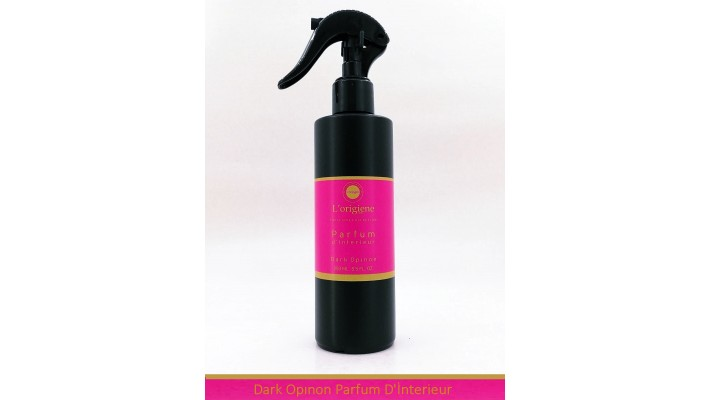 L'origiene Dark Opinon Interieurspray-Huisparfum-Kamerparfum-d'Interieur 250ml