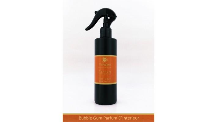 L'origiene Bubblegum Interieurgeur set 385ml-Geurstokjes-Huisparfum